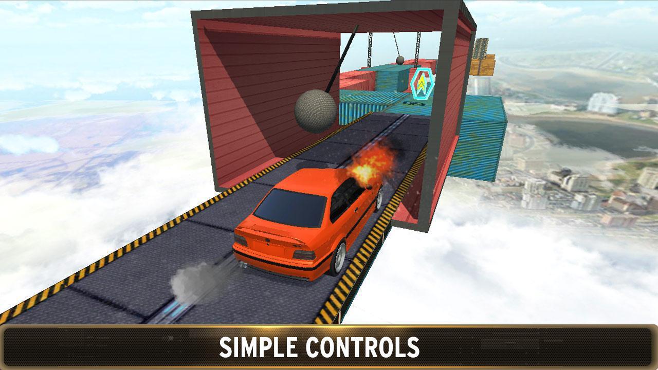 Sky Drivers 游戏截图5