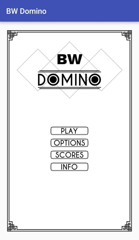 BW Domino 游戏截图1