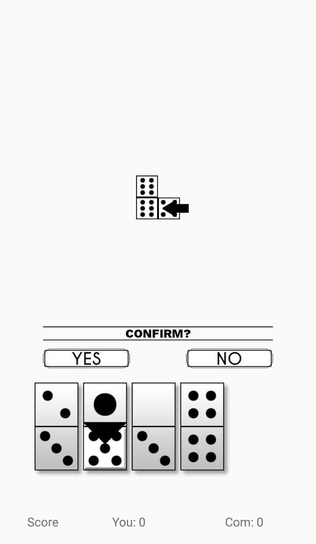 BW Domino 游戏截图3