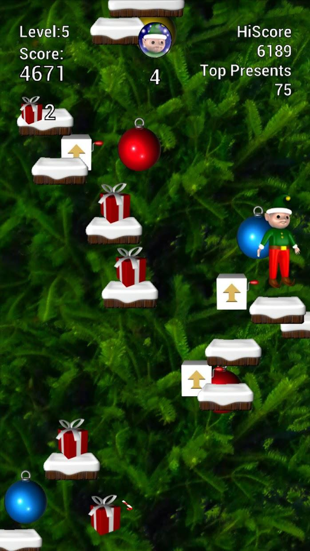Elf Jumper for Christmas 游戏截图3