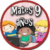 Matemáticas 9 años