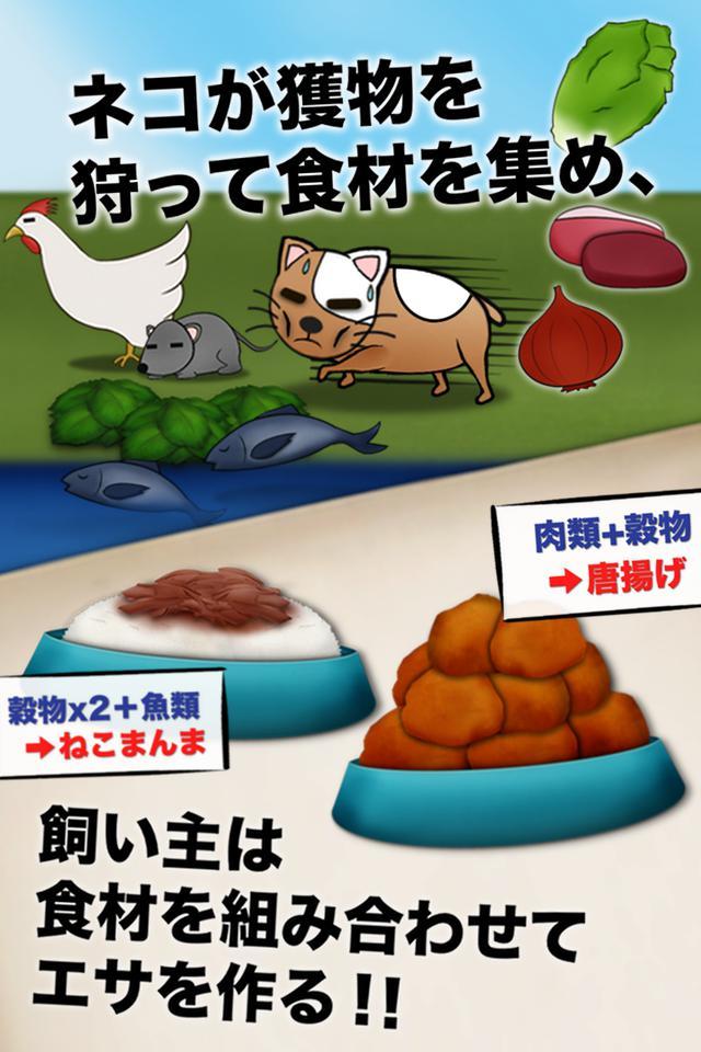 俺のデブねこ育成物语 游戏截图3