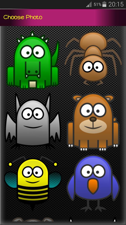 Animals 1, Puzzle Game 游戏截图3