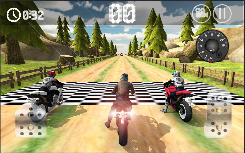 Speed Motocross Racing 游戏截图2
