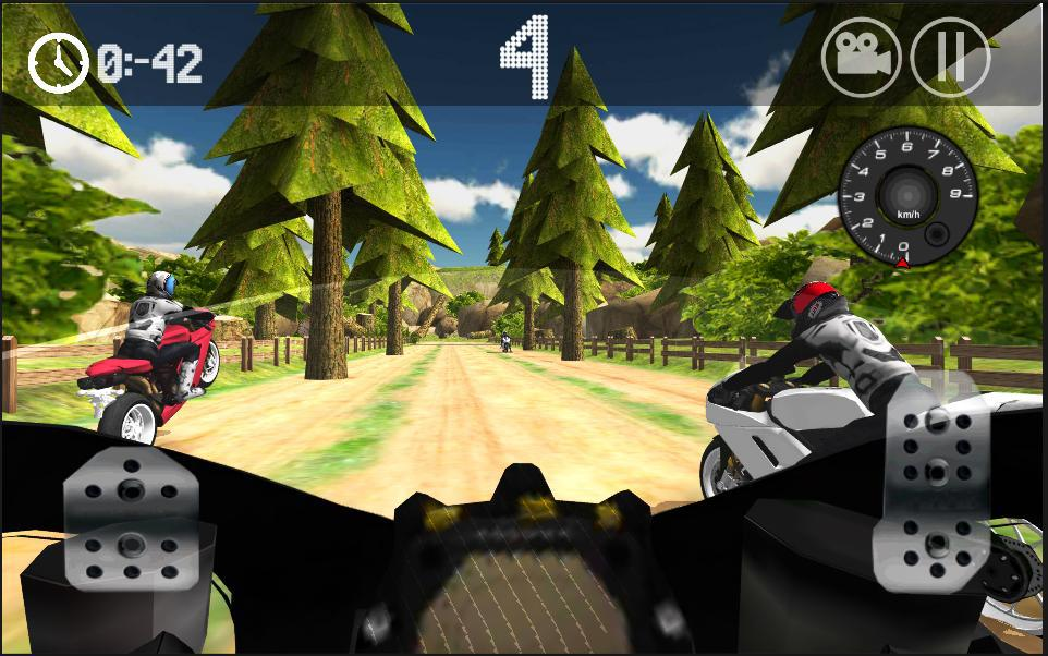 Speed Motocross Racing 游戏截图3