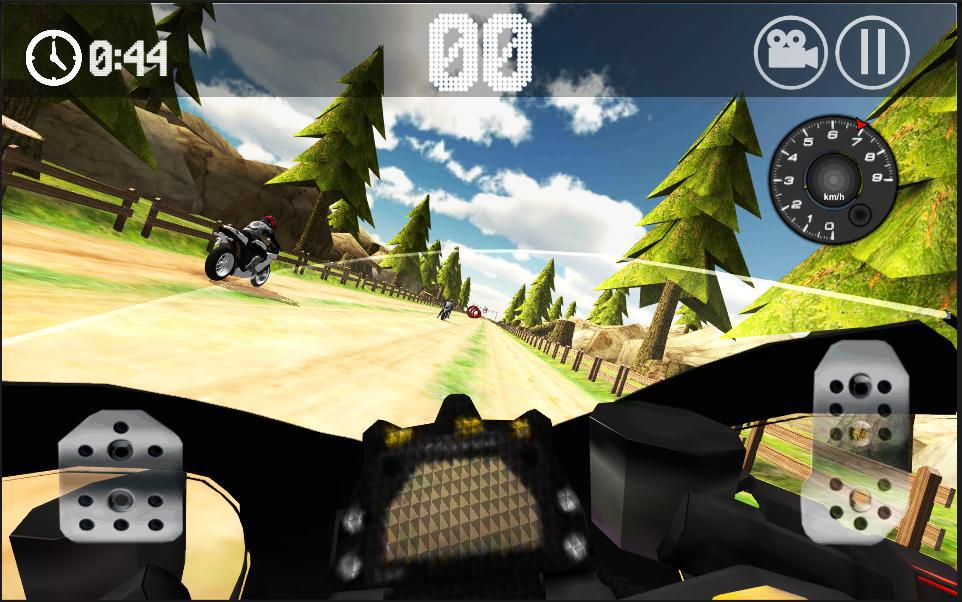 Speed Motocross Racing 游戏截图4