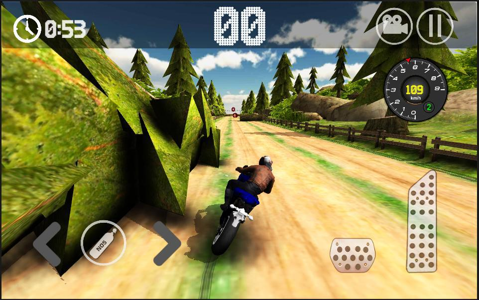 Speed Motocross Racing 游戏截图5