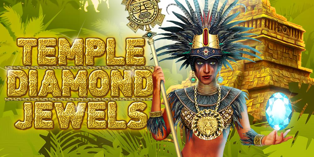 Temple Diamond Jewels 游戏截图5