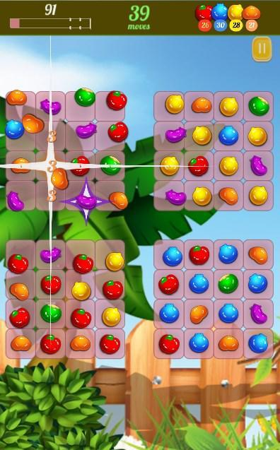 Candy Sweet Mania Game 游戏截图2