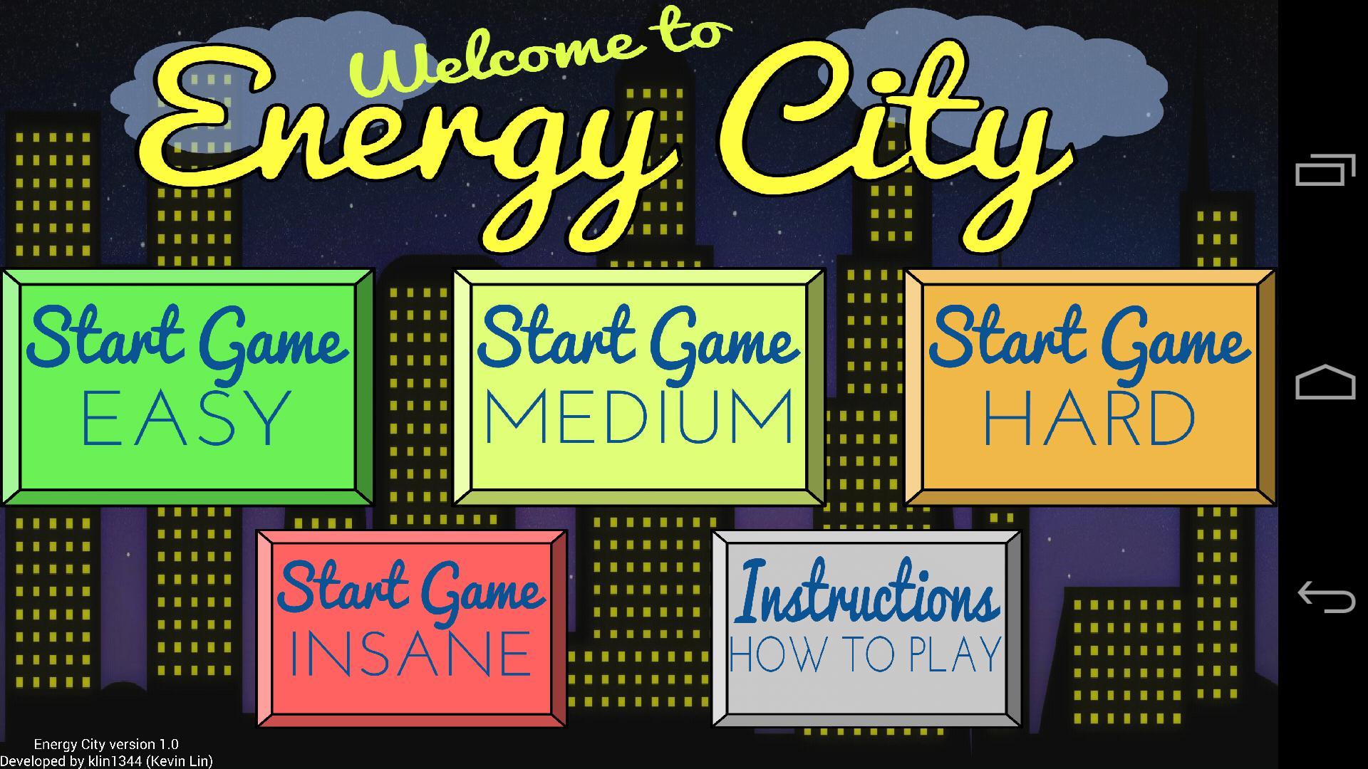 Energy City 游戏截图1