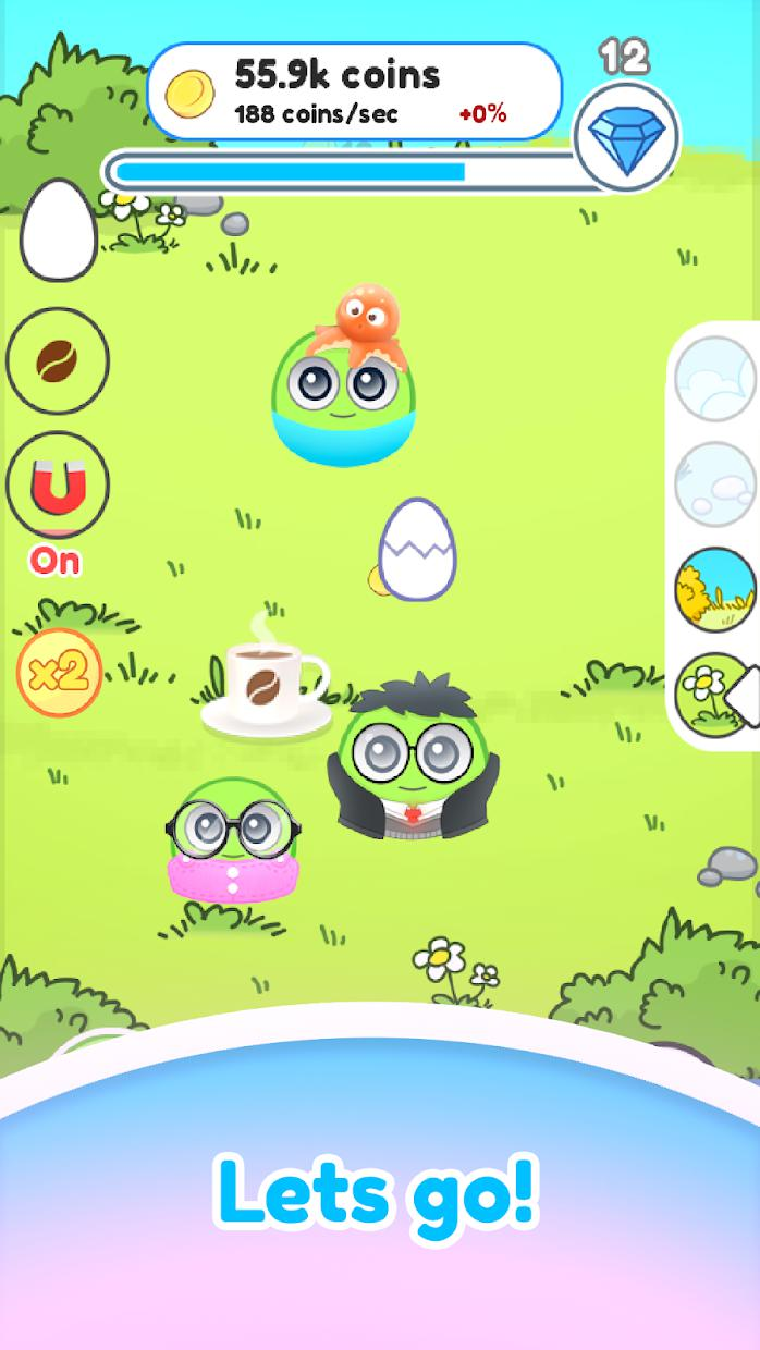 My Chu - Evolution Game 游戏截图3