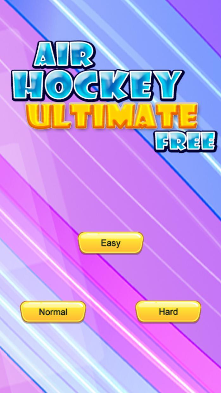 Glow Hockey Ultimate 游戏截图4