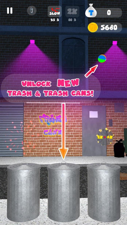 Trash Cans 游戏截图1