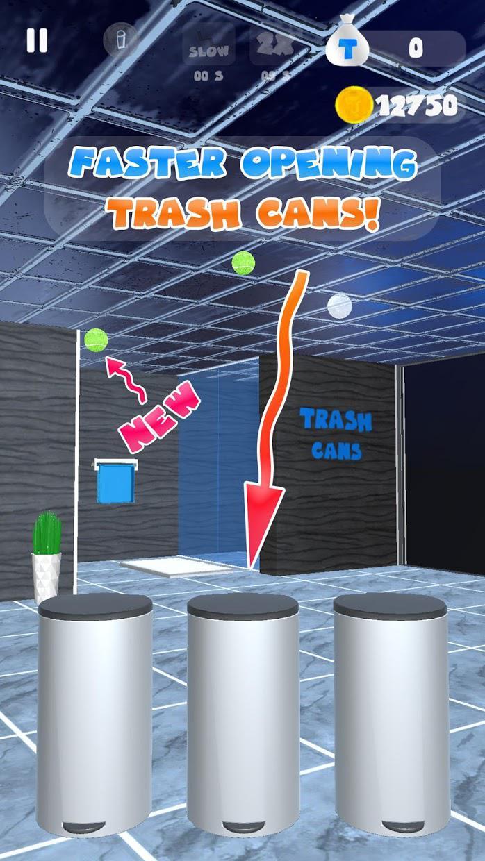 Trash Cans 游戏截图3