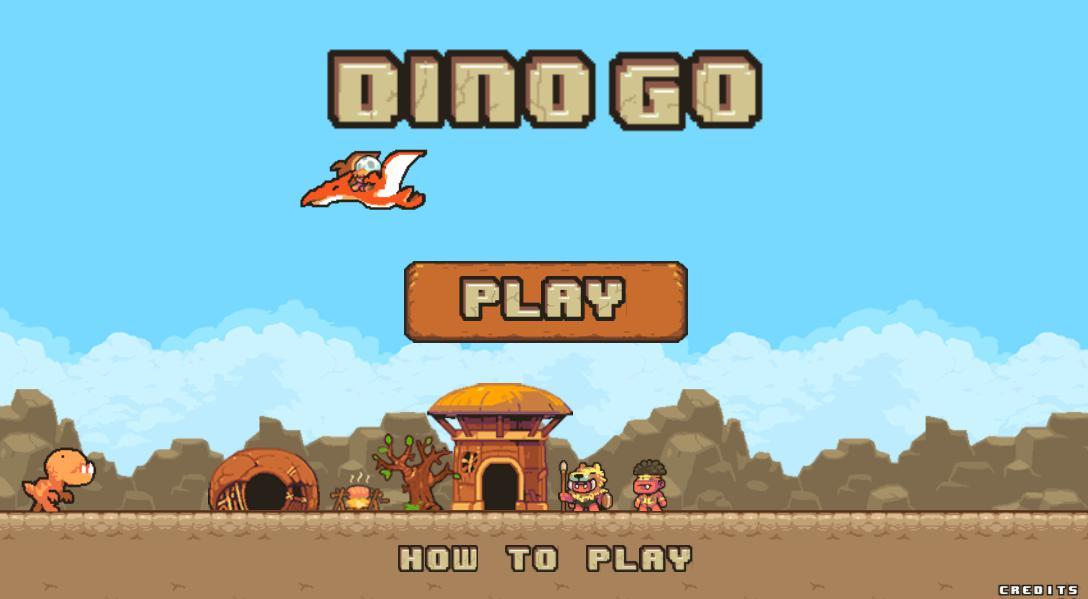 Dino go 游戏截图1
