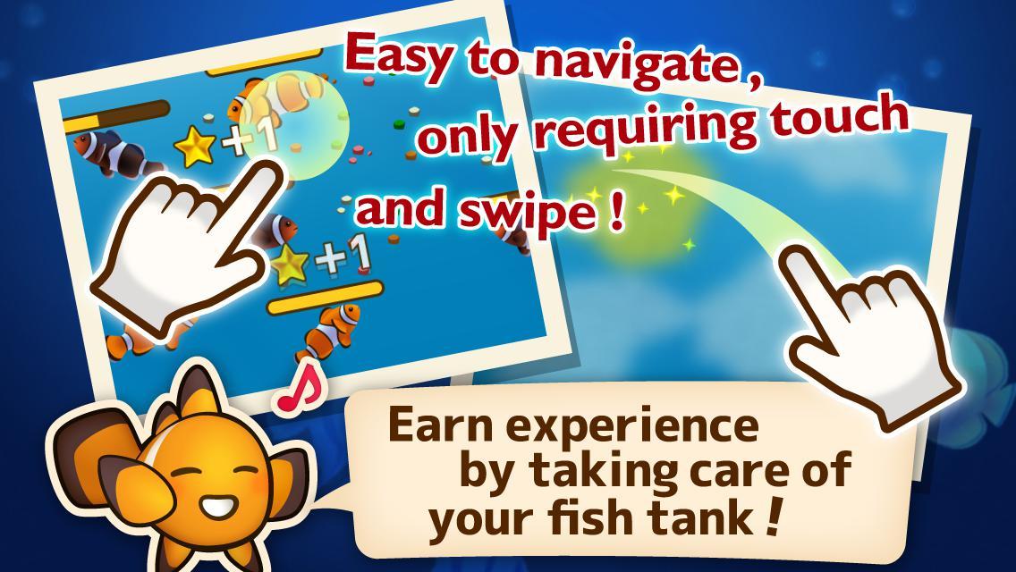 Fish Garden - My Aquarium 游戏截图2