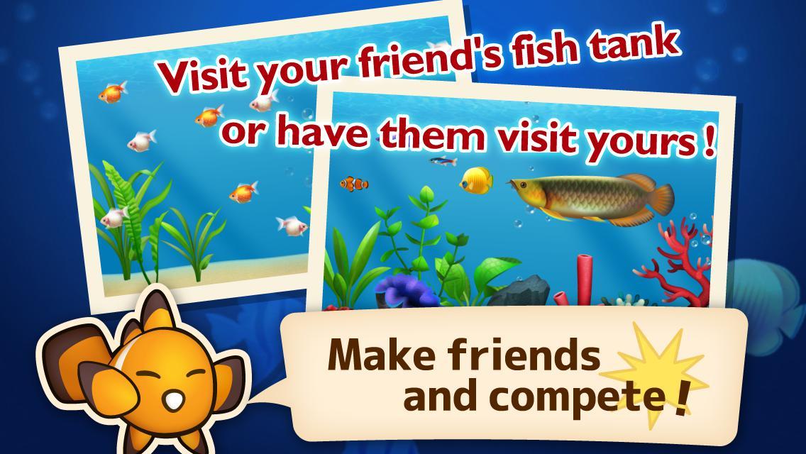 Fish Garden - My Aquarium 游戏截图4