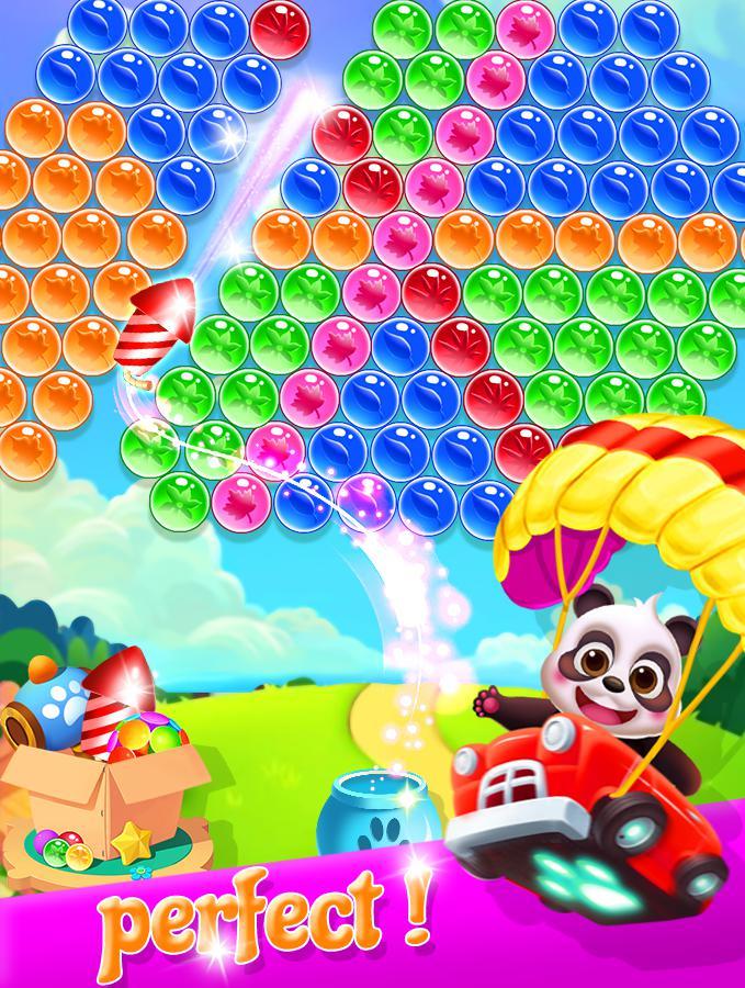 熊猫宝宝爱泡泡 游戏截图4