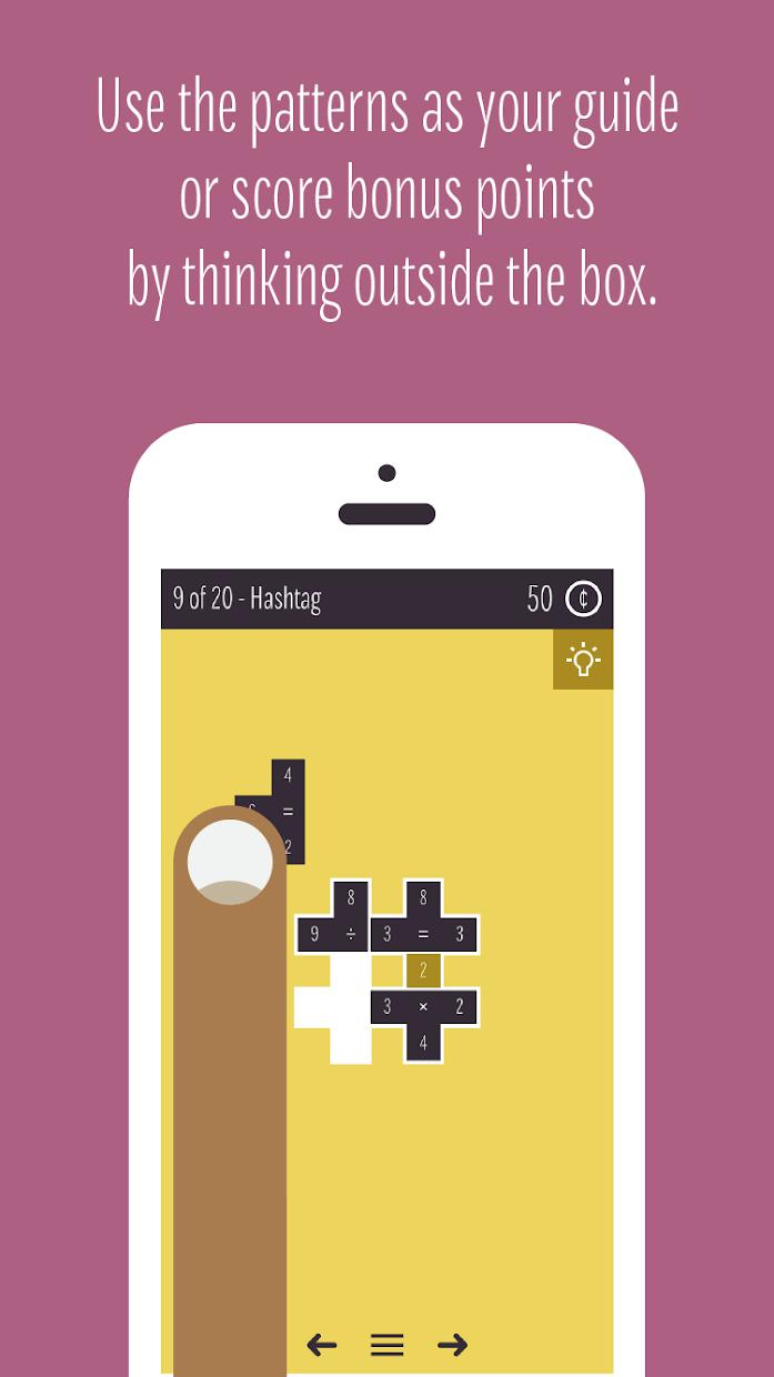 REquate Polyomino Math Puzzles 游戏截图5