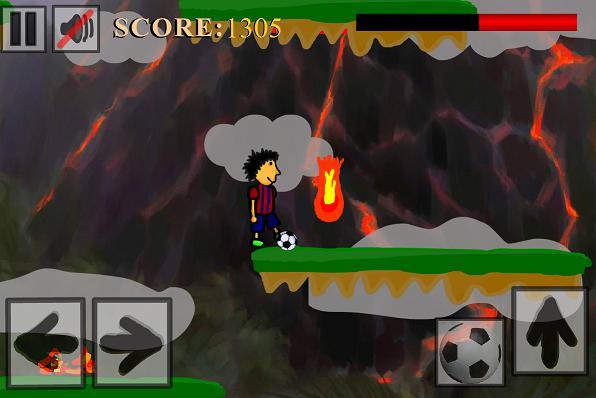 Magic Football Adventures 游戏截图2