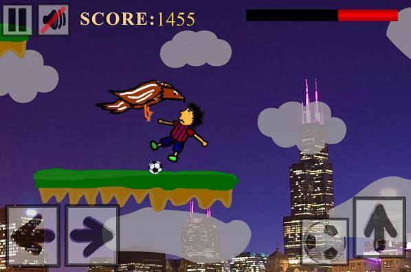 Magic Football Adventures 游戏截图3