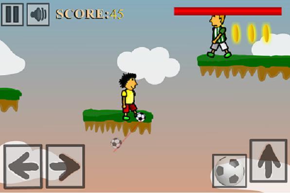 Magic Football Adventures 游戏截图4