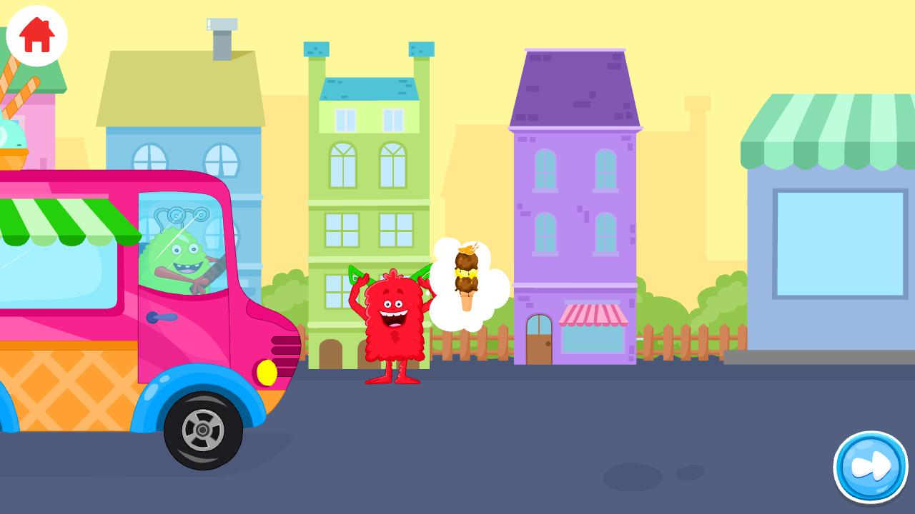 Garbage Truck Games for Kids - Free and Offline 游戏截图2
