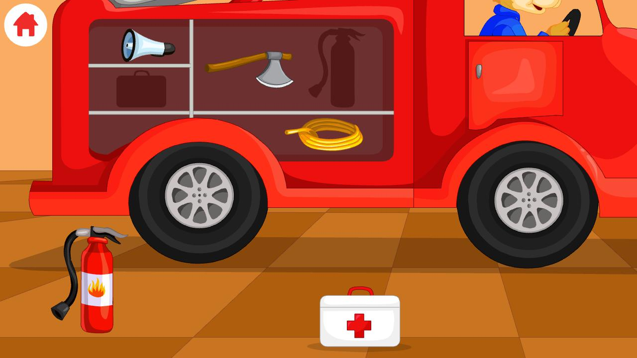 Garbage Truck Games for Kids - Free and Offline 游戏截图5