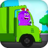 Garbage Truck Games for Kids - Free and Offline