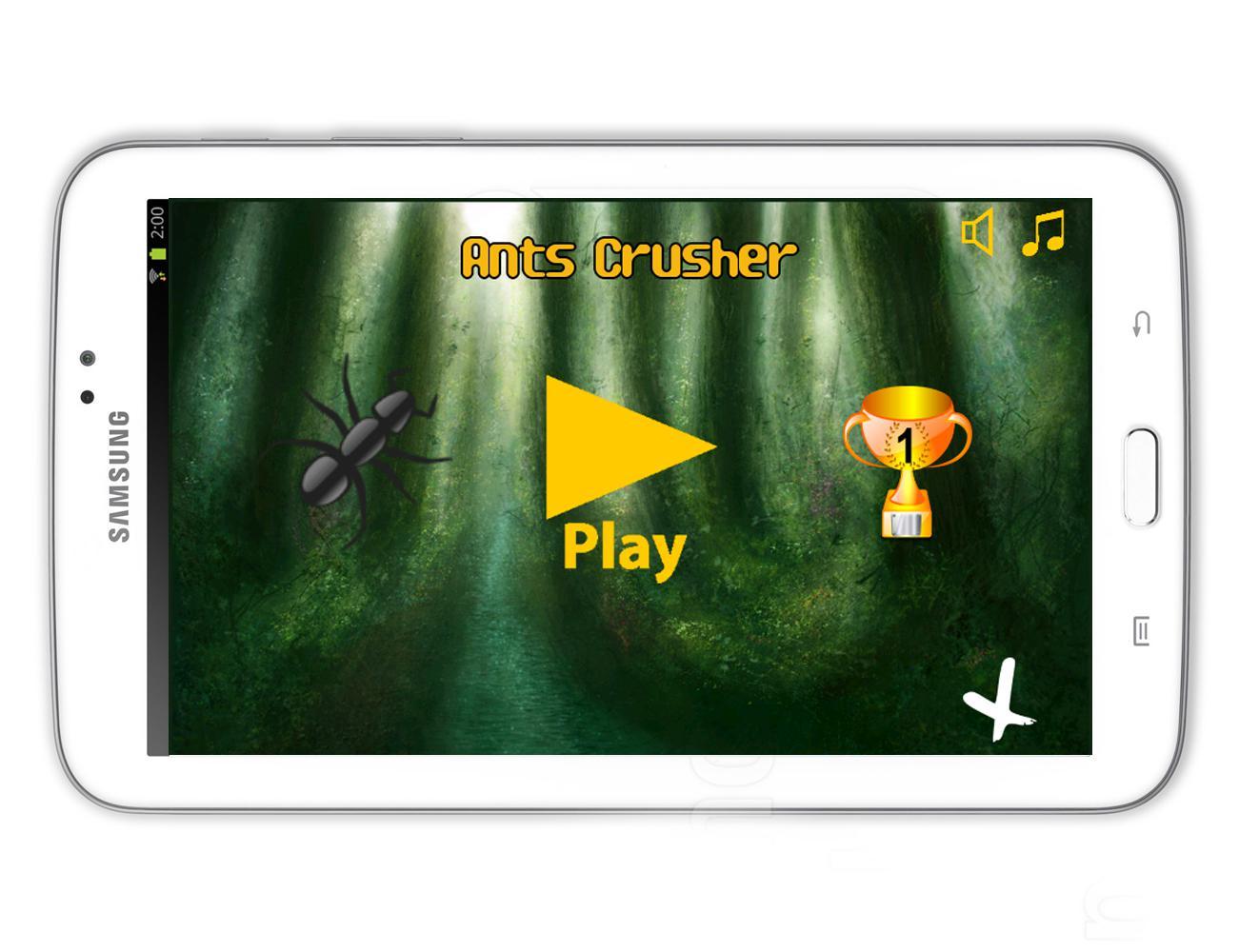 Ants Crusher 游戏截图5