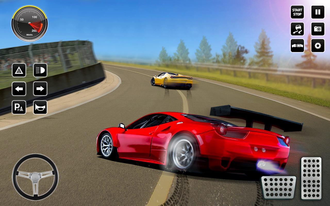 山 交通 汽车 赛跑 2017年 3D 疯 驾驶 游戏截图2