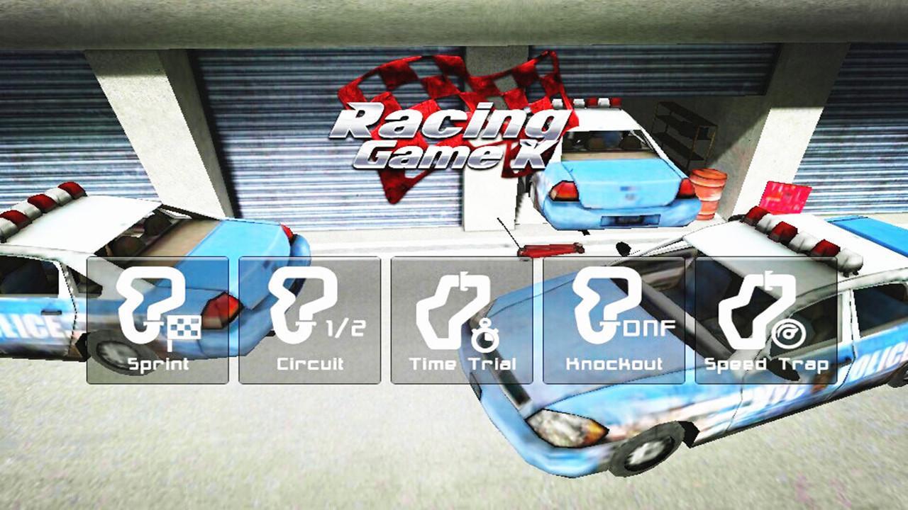 警车驾驶赛车漂移 3D 游戏截图3