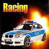 警车驾驶赛车漂移 3D