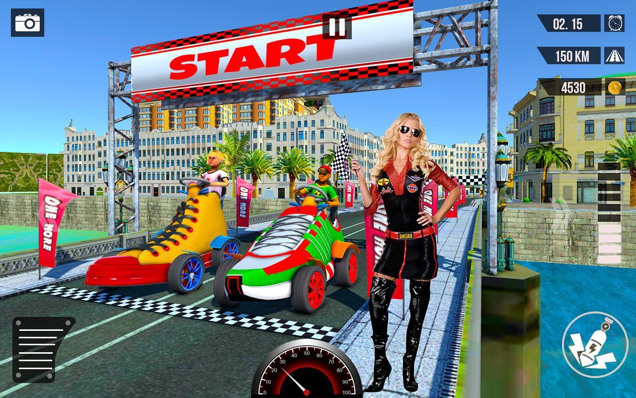 鞋子赛车无限乐趣 游戏截图5
