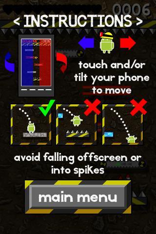 Falling 游戏截图4