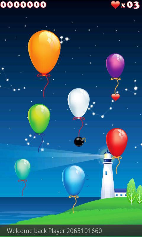 Tap The Balloons 游戏截图2
