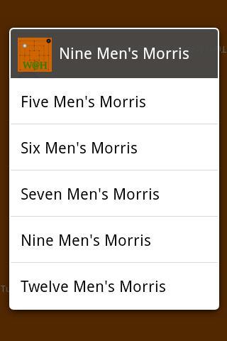 Nine Men's Morris 游戏截图2