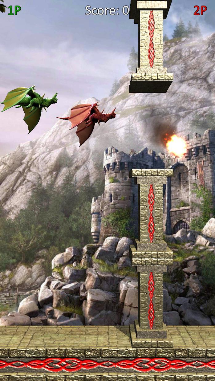 龙的传说 - 可双人一起游戏! 游戏截图3