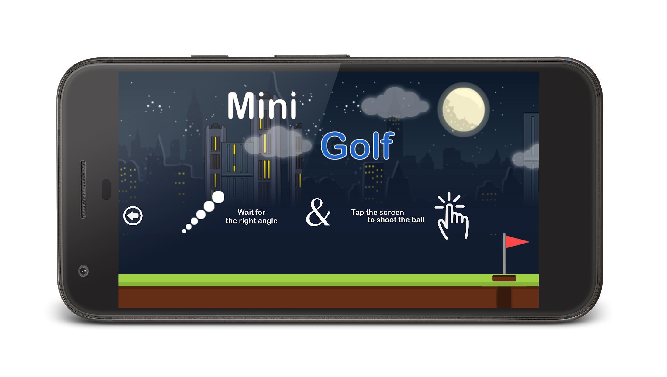 Golf Journey 游戏截图4