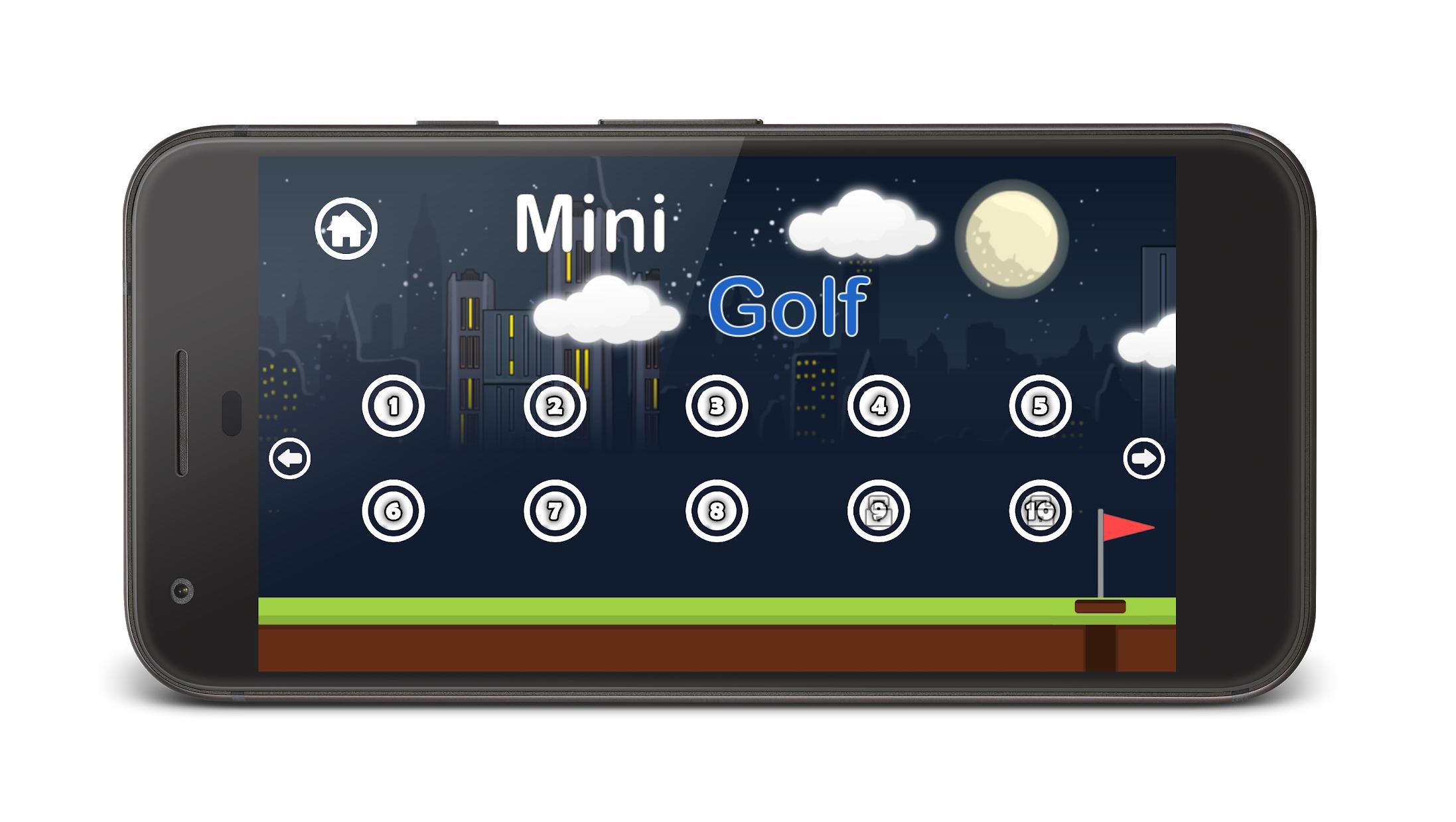Golf Journey 游戏截图5