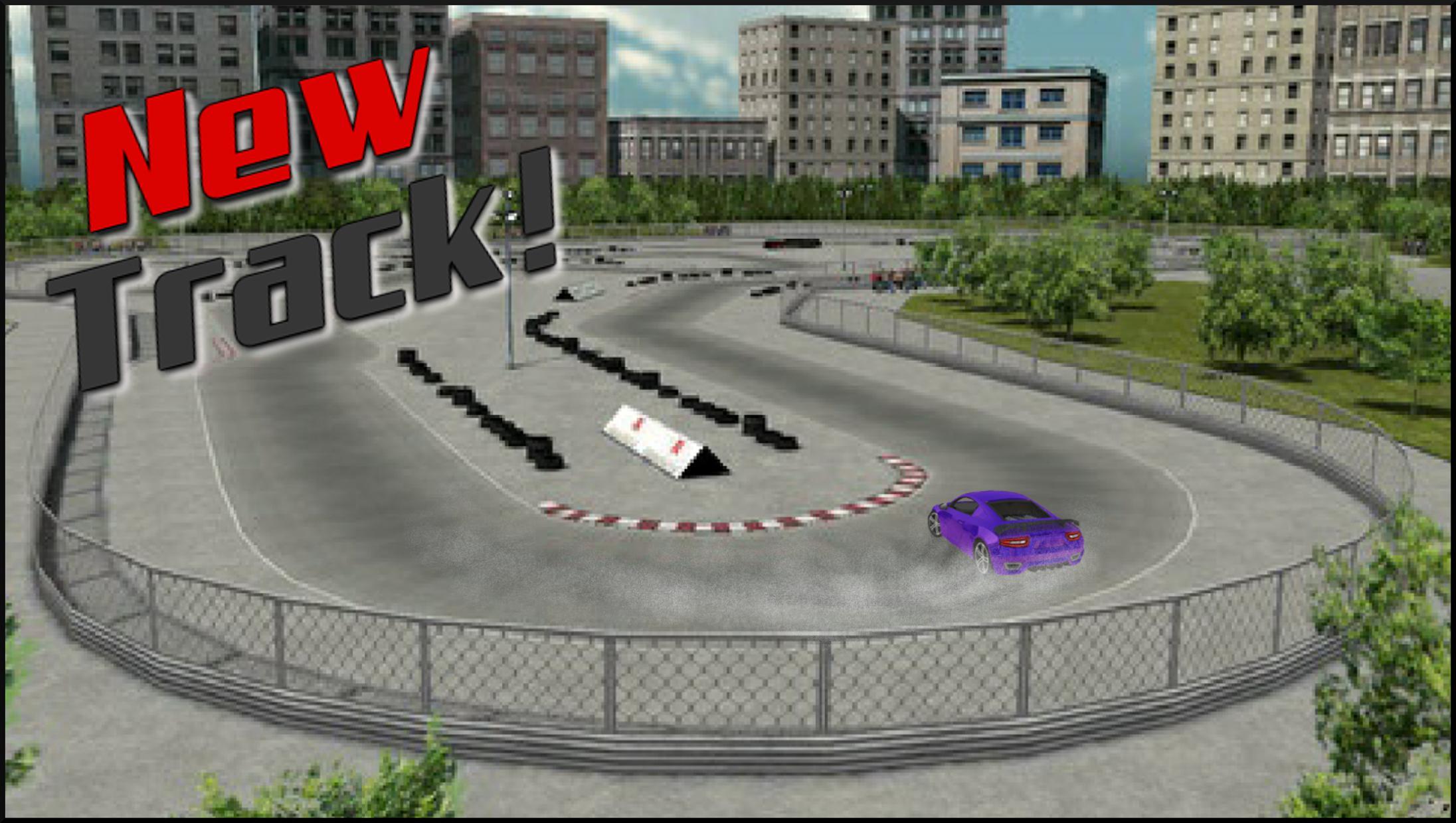 真正的漂移赛车 游戏截图4