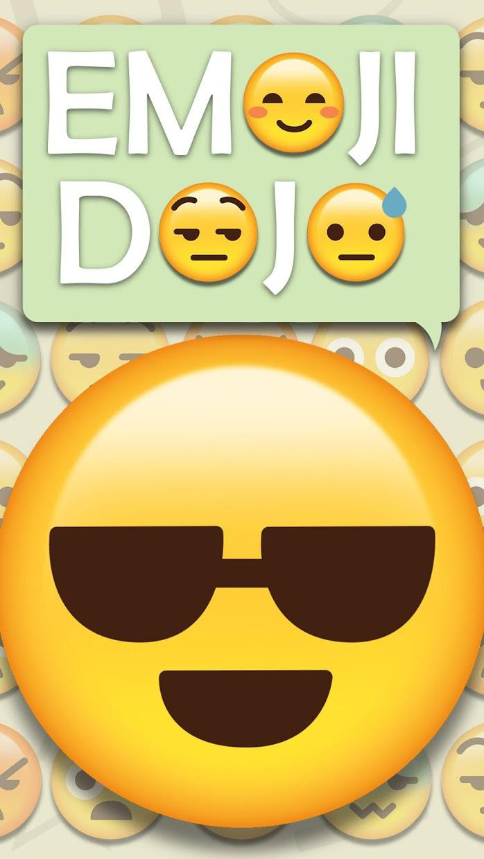 Emoji Dojo : Best Fun Emoticons Pocket Play Class 游戏截图1