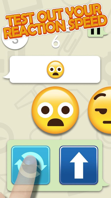 Emoji Dojo : Best Fun Emoticons Pocket Play Class 游戏截图2