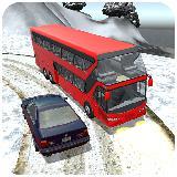 冬季巴士模拟器2018年雪圣诞派对