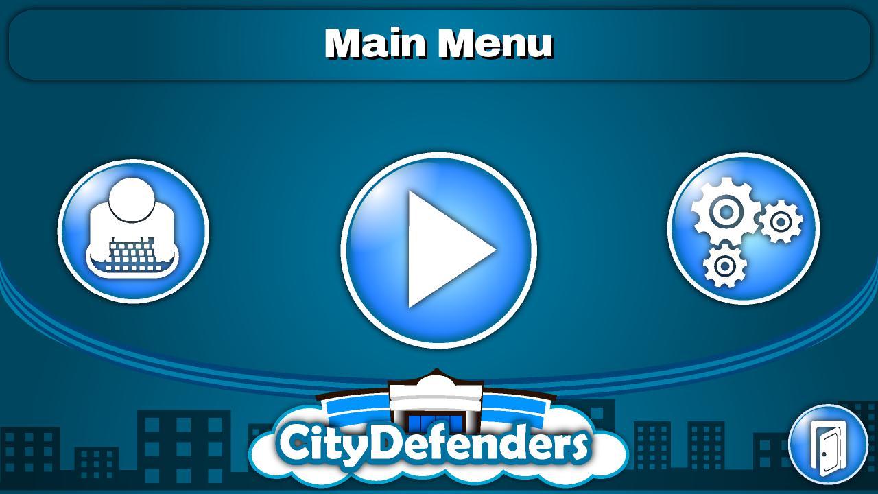 City Defenders - Free 游戏截图1