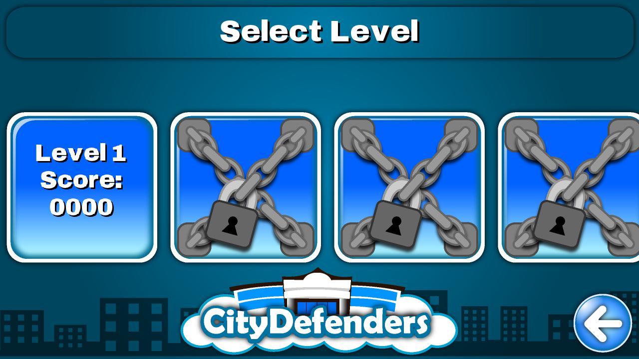 City Defenders - Free 游戏截图2