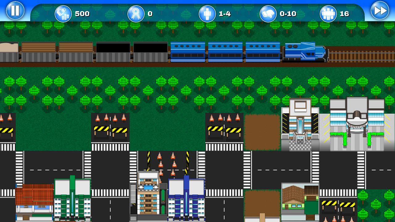 City Defenders - Free 游戏截图4