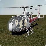 直升机:SI
