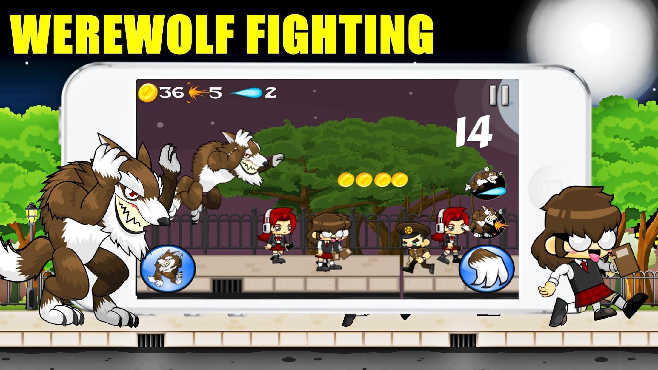 狼人游戏的孩子大亨 游戏截图2