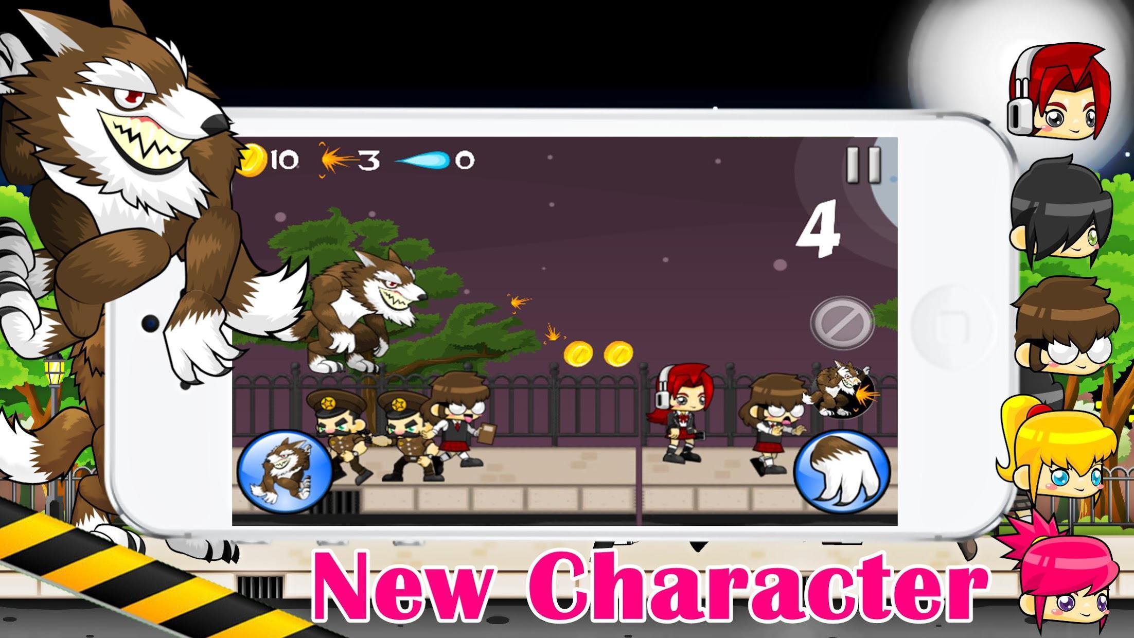 狼人游戏的孩子大亨 游戏截图3